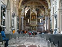 Круговые панорамы Базилики Сан-Джованни ин Латерано в Риме