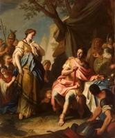 Александр Великий и Роксана - 1756