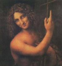 Леонардо да Винчи-Иоанн Креститель