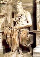 Моисей. Микеланджело