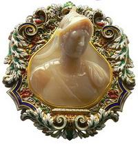 Птолемей II (камея)