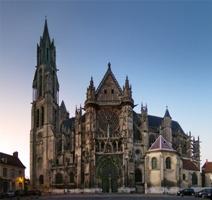 Кафедральный собор Notre-Dame de Senlis