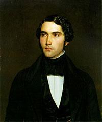 Портрет молодого человека (Н.Н. Ге)