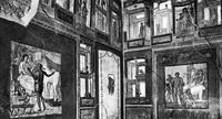 Комната дома Веттиев в Помпеях