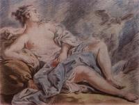 Венера с голубями (Л.М. Бонне, 1770 г.)