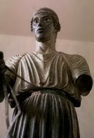 Статуя возничего из Дельф (строгий стиль)