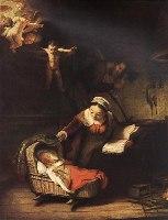 Санкт-Петербург. Святое семейство. 1645. Эрмитаж