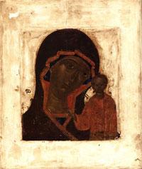 Казанская Богоматерь