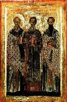 Икона Святитель Василий Великий