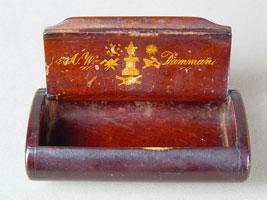 Табакерка (папье-маше)