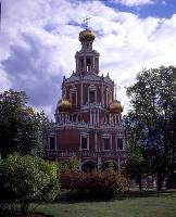 Москва.Церковь Покрова в Филях