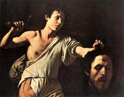 Давид с головой Голиафа (Караваджо)