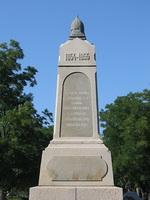 Памятник героям Крымской войны