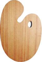 Деревянная палитра